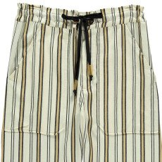 Laurence Bras Carrot Striped Trousers-listing