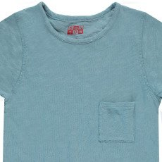 Bonton Flecked T-Shirt with Pocket-listing