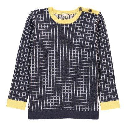 Bonton Pullover Jacquard Cuadros-product