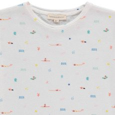 Hundred Pieces Swimmers T-shirt-listing