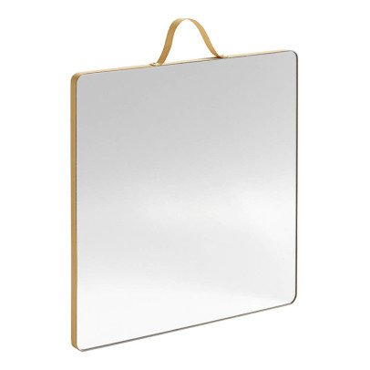 Hay Square Ribbon Mirror-listing