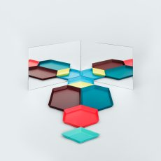 Hay L Kaleido Tray-product