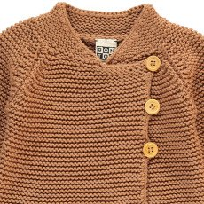 Bonton Moss Stitch Jacket-product