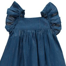 Bonton Vestido Rayas Lúrex Lambada-product