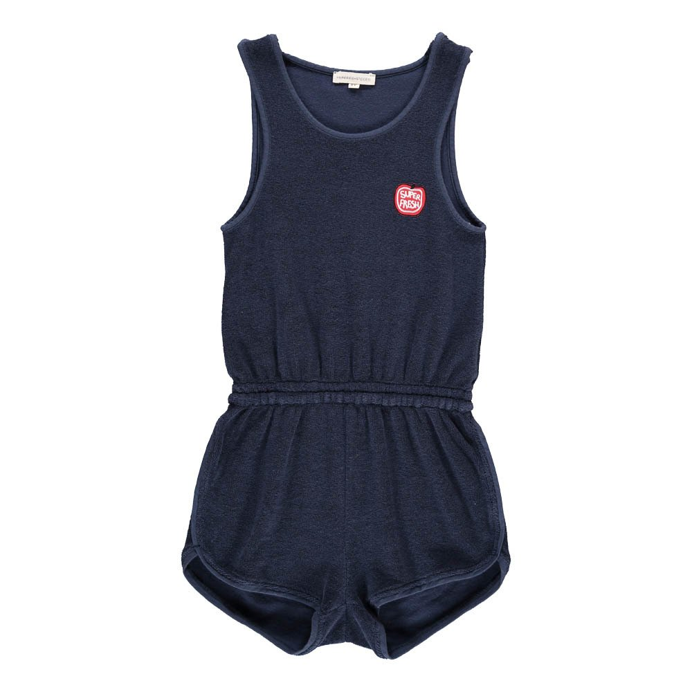 Super Fresh Towelling Playsuit-product
