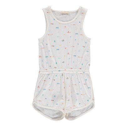 Hundred Pieces Swimmers Playsuit-product