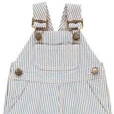 Bonton Icare Striped Dungarees-listing
