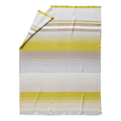 Hay Merino Wool Plaid-listing