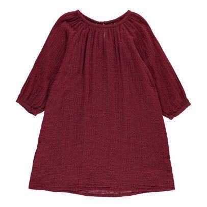 Numero 74 Nina Dress Raspberry red-product