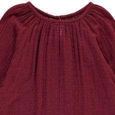 Numero 74 Vestido Nina Rojo Frambuesa-product