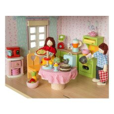 Le Toy Van Doll's House Kitchen Accessories-listing