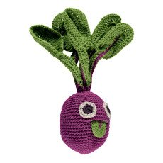 MyuM Octave the Beetroot Rattle-listing