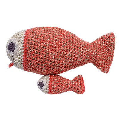 MyuM Moumout x Myum Musical Fish Soft Toy-listing