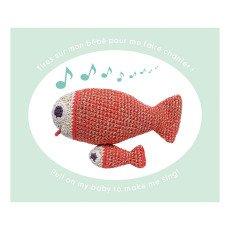 MyuM Doudou musical Philemon poisson Moumout x Myum-listing