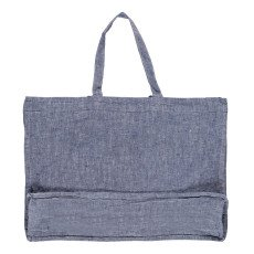 Linge Particulier Chambray Washed Linen Shopper-listing
