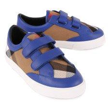Burberry Sneakers Tartan-listing