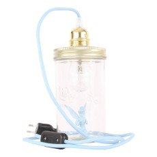 La tête dans le bocal Glas-Lampe Fee-listing
