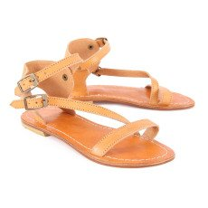 Bakker made with love Leather Dolly Sandals-listing