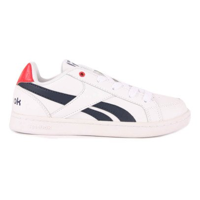 Reebok Royal Prime Leather Lace-Up Trainers-listing