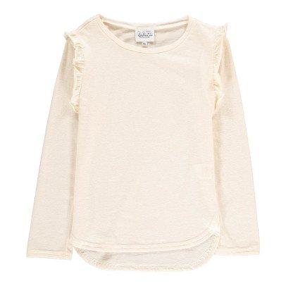 Atelier Barn Mona Ruffle Sweatshirt-listing