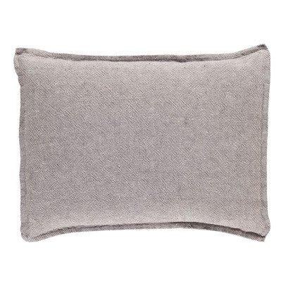 Linge Particulier Funda de cojín en lino lavado Heavy-product