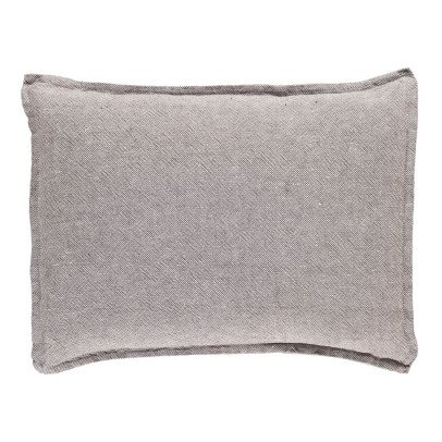 Linge Particulier Heavy Washed Linen Cushion Cover-listing