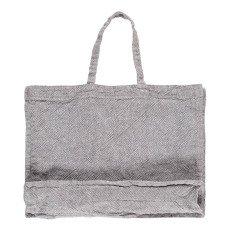 Linge Particulier Riesige Tasche aus Leinen Heavy -listing