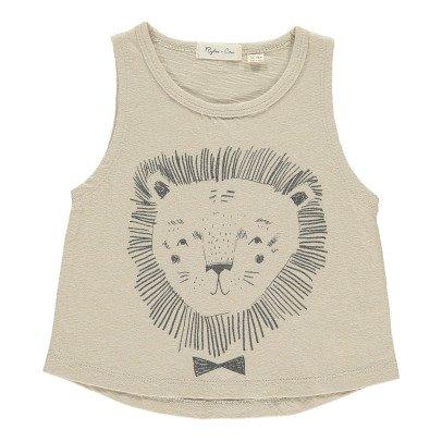 Rylee + Cru Lion Vest Top-listing