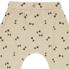 Rylee + Cru Butterfly Bow Harem Jogging Bottoms-product