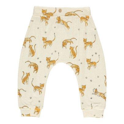 Rylee + Cru Tiger Harem Jogging Bottoms-listing