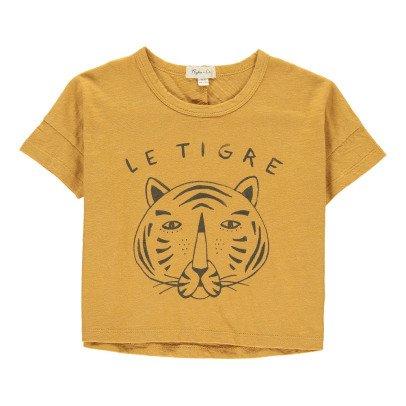 Rylee + Cru T-Shirt Oversize Le Tigre-listing