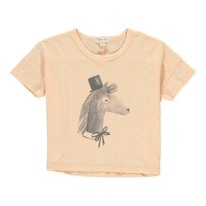 Rylee + Cru T-Shirt Oversize Cheval-listing
