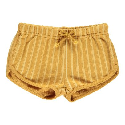 Rylee + Cru Striped Shorts-product