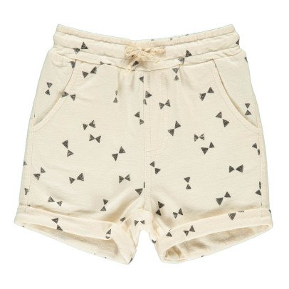 Rylee + Cru Butterfly Bow Sweat Shorts-listing