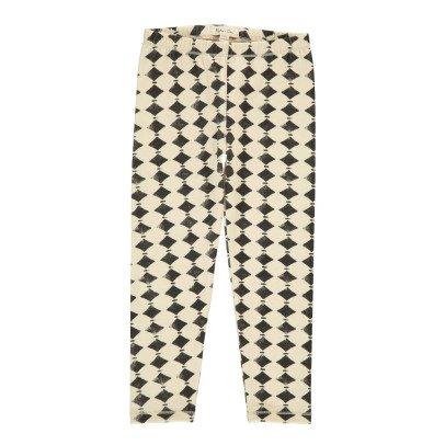 Rylee + Cru Legging  Losanges Ecru-listing