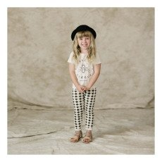 Rylee + Cru Diamond Leggings Ecru-listing