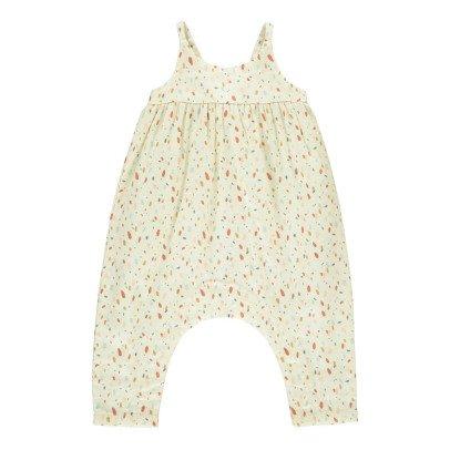 Rylee + Cru Confetti Jumpsuit Ivory-listing