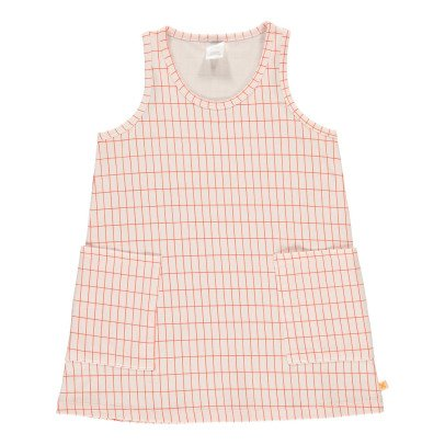 tinycottons Checked Vest Dress-product