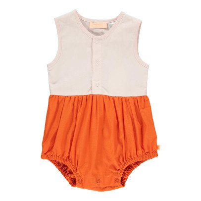 tinycottons Block Colour Romper-product