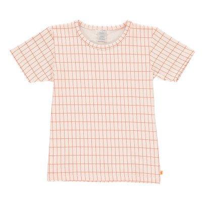 tinycottons T-Shirt Oversize Carreaux-listing