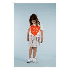 tinycottons Mon Chien Cœur T-Shirt-listing