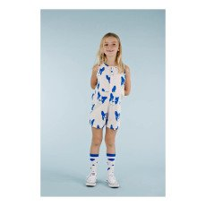 tinycottons Face Moujik Playsuit-product