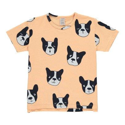 tinycottons T-Shirt Oversize Moujik Face-listing