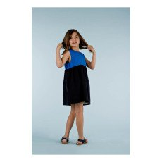 tinycottons Block Colour Dress-product