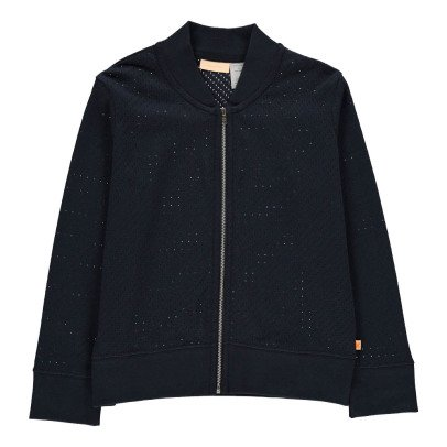 tinycottons Holes Bomber Jacket-product