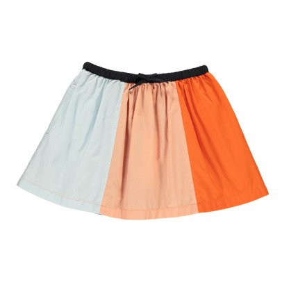 tinycottons Block Colour Skirt-listing