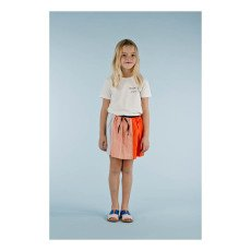 tinycottons Block Colour Skirt-product