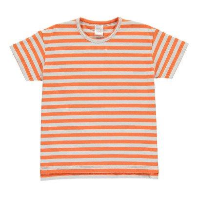 tinycottons Camiseta Oversize Rayas finas-listing