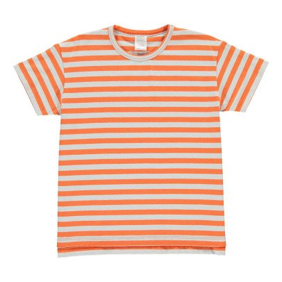 tinycottons Striped Oversize T-Shirt-listing