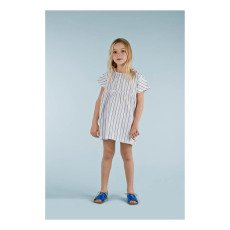 tinycottons Striped Oversize Dress-listing